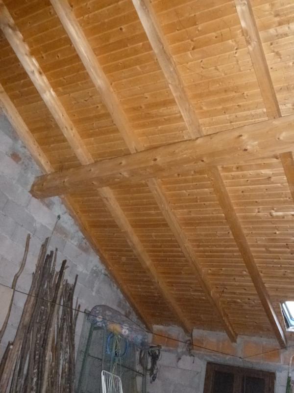 Casa cielo terra a bondone rv0094 agenzia immobiliare ph for Piani di casa con garage rv in allegato