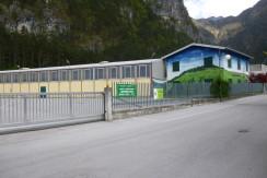 Capannoni industriali/artigianali a Storo CV0012