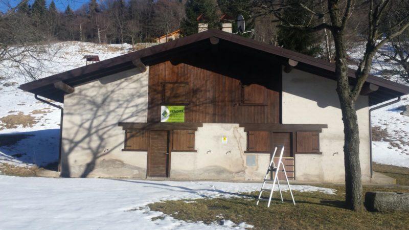 Casa da monte a boniprati rv 0110 agenzia immobiliare ph for Piani di casa con garage rv in allegato