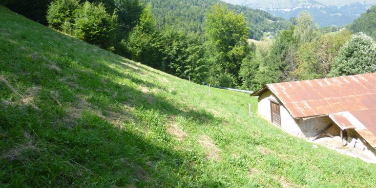 Mezza casa da monte a Boniprati RV0124