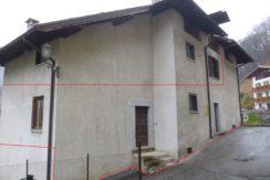 Porzione di casa a Pieve di Bono-Prezzo fraz. Agrone RV0132