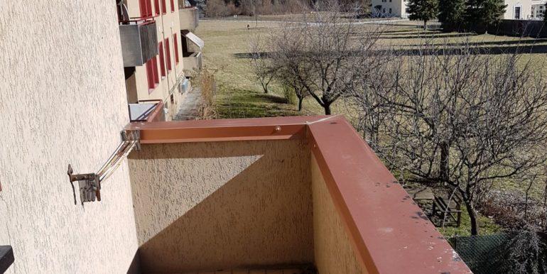 Appartamento a piano primo a Pieve di Bono in affitto AF009 poggiolo