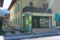 NEGOZIO-UFFICIO FRONTE STRADA PRINCIPALE A PONTE CAFFARO (BS) CV0017